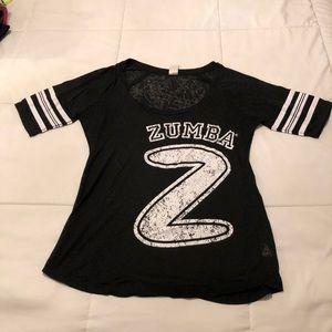 Zumba Shirt L